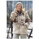 Women's Guide Gear® Trailite Print Hooded Jacket