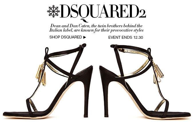 Shop Dsquared2 - Ladies Shoes