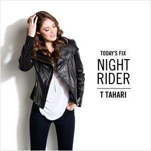 T Tahari