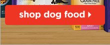 Shop dog food