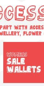 Shop Womens Sale Wallets