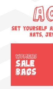 Shop Womens Sale Bags