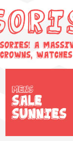 Shop Mens Sale Sunnies