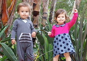 Playwear Sets: Toddlers & Babies
