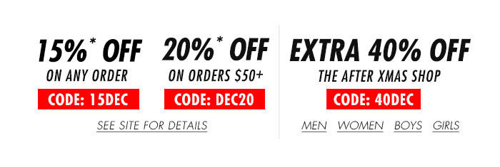 Shop DrJays.com Take 50% Off The After Xmas Shop With Promo Code.