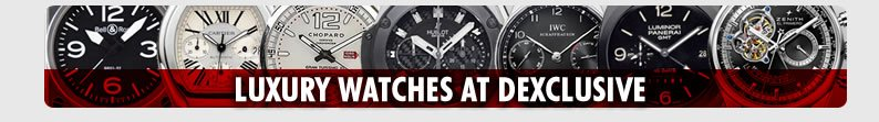 Luxury Watches On Sale At Dexclusive.com