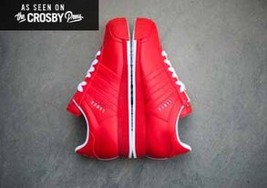 Shop The Reddest Sneakers $65 Can Buy