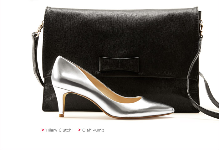 Hilary Clutch | Giah Pump