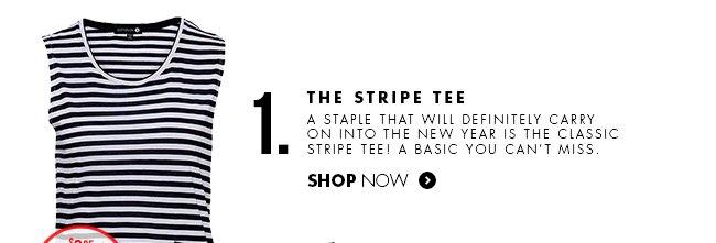 The Stripe Tee