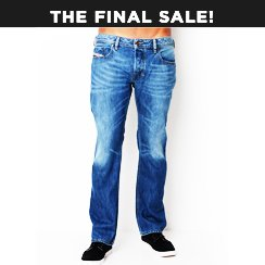 The Final Sale! Denim for Him