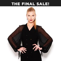 The Final Sale! All Dresses, All Big Discounts