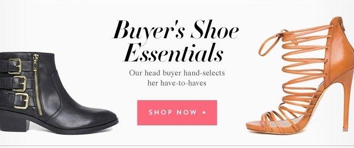Buyers Shoe Essentials