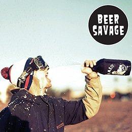 Von Zipper Beefy Beer Savage goggle