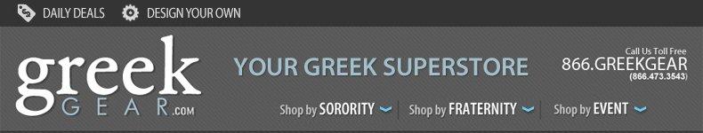 Greek Gear Your Greek Superstore