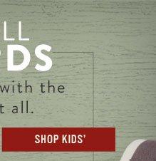 Shop Kids' Canvas Classics