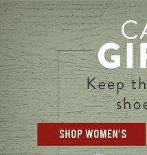 Shop Women's Canvas Classics