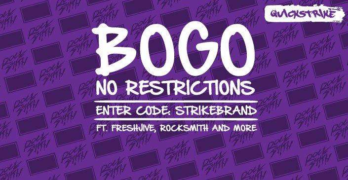 OG Streetbrands: Quick Strike!