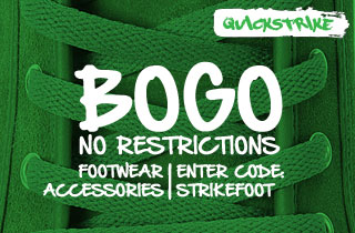 Accessories & Footwear: Quick Strike!
