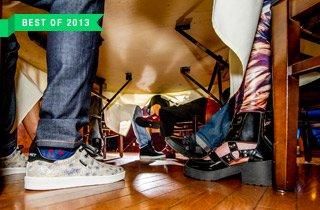Best Of 2013: Bottoms & Footwear