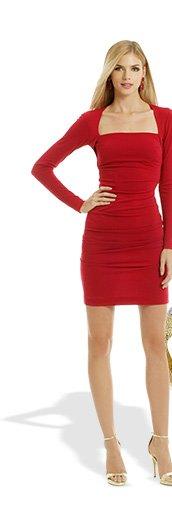 NICOLE MILLER - Bit of Sass Dress