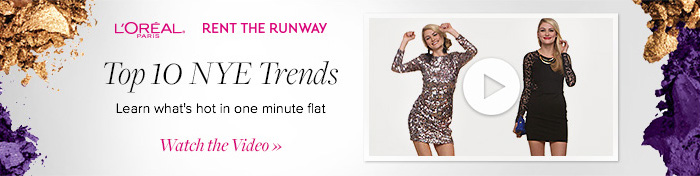 Top 10 NYE Trends - Watch the Video
