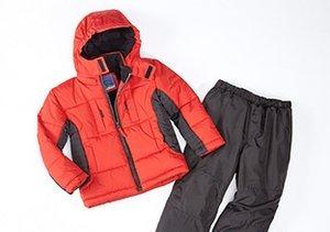 Bundled Up: Snowsuits for Boys