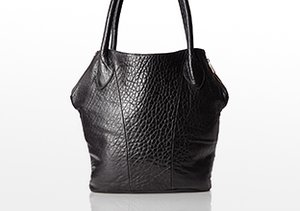 Leather Luxe: Handbags