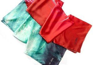 Silk Scarves by de Blake
