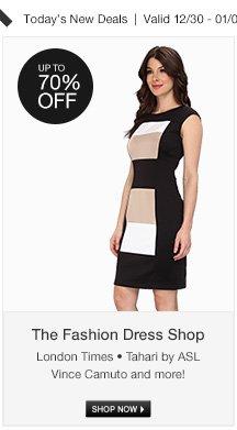 The Fashion Dress Shop
