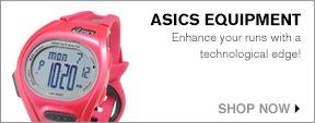 asics equipment