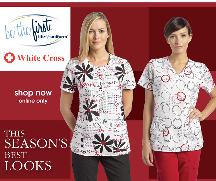 Shop White Cross