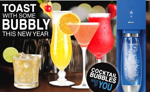Toast With Some Bubbly This New Year