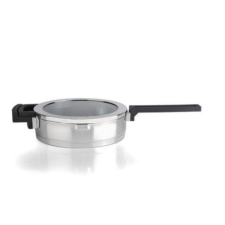 Neo Covered Deep Skillet // Glass
