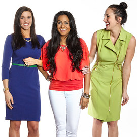Brighter Is Better: Women's Apparel