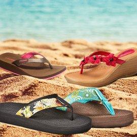 Cudas & Tidewater Sandals