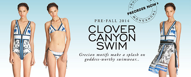 Clover Canyon Swim