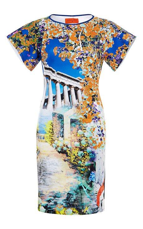 Garden of Athena Dress