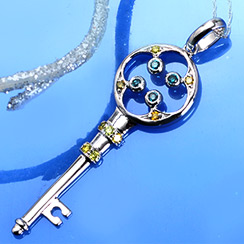 White Gold Jewelry Clearance: Necklaces & Bracelets