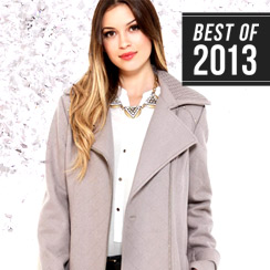 Best of 2013: French Connection & Kenneth Cole Outerwear