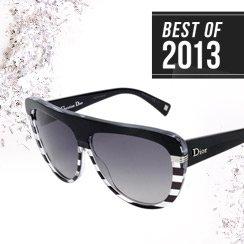 Best of 2013 Brands: Christian Dior Sunglasses
