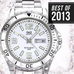 Best of 2013 Brands: Q&Q by Citizen Watches