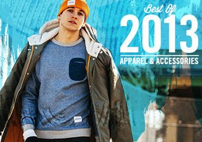 Shop Best of 2013 Apparel & More from $12