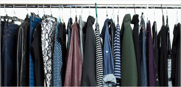 Her Closet Stock-Up: Time for a Refresh