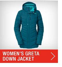 WOMEN'S GRETA DOWN JACKET