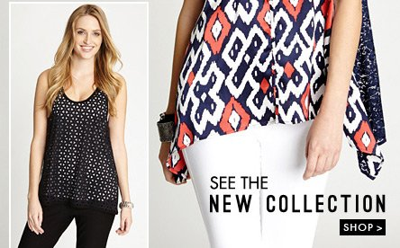 See the New Collection