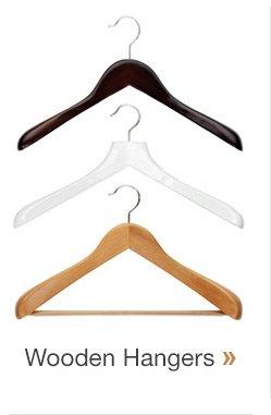 Wooden  Hangers »