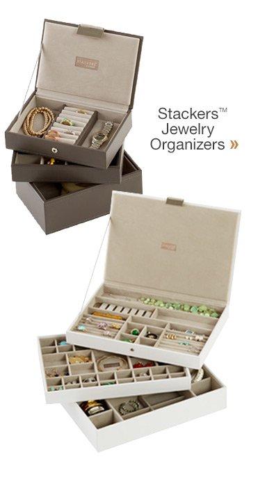 Stackers  Jewelry Organizers »