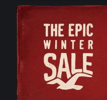 THE EPIC WINTER SALE