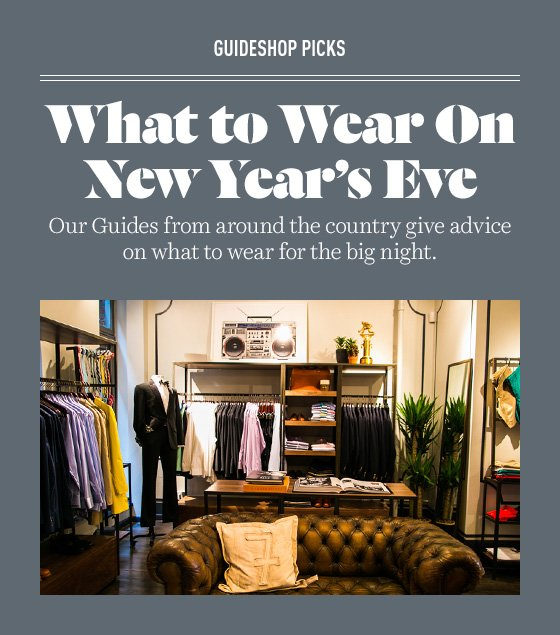 NYE Guide Picks