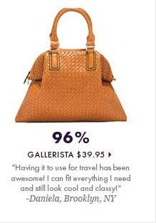 96% - Gallerista - $39.95